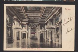 16030 Torino - Palazzo Reale - Sala Da Ballo F - Palazzo Reale