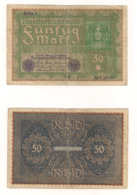 50 Mark Reichsbanknote- Berlin, 24.Juni1919 - [ 3] 1918-1933: Weimarrepubliek