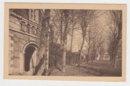 BB537 - ANGERS - Institution Bellefontaine - Allée Et Chapelle De Saint Joseph - Angers