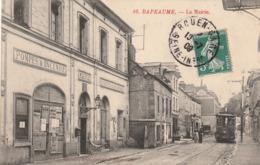 76 Bapeaume. La Mairie. Pompiers - Other Municipalities