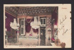 16045 Torino - Palazzo Reale - Sala Del Trono F - Palazzo Reale