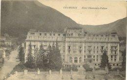 74 CHAMONIX MONT BLANC CHAMONIX PALACE  AUJOURD HUI RESIDENCE MONT BLANC - Chamonix-Mont-Blanc