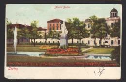 16049 Torino - Aiuola Balbo F - Parcs & Jardins