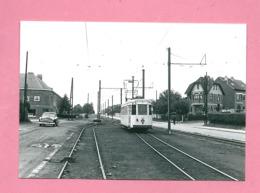 Foto Sterrebeek  Station  = TRAM  Lijn B Leuven  Brussel - Reproductions