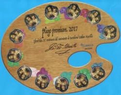 España. Spain. 2017. MP. IV Centenario Nacimiento De Bartolomé Esteban Murillo. Pliego Premium - 2011-... Unused Stamps
