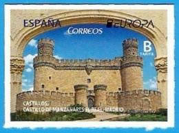 España. Spain. 2017. EUROPA. Castillos. Castillo De Manzanares El Real. Madrid - 2017