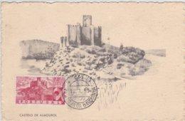 Portugal -Castelo De Almourol - Santarem