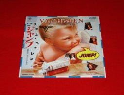 Van Halen 45t Vinyle Jump Japon - Hard Rock & Metal