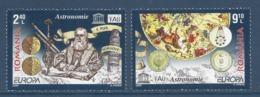 Roumanie - Europa - Yt N° 5356 Et 5357 - Neuf Sans Charnière - 2009 - 1948-.... Républiques