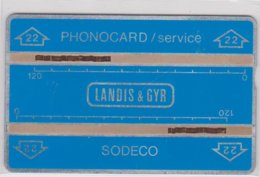 GENERIC L&G SERVICE  012G23198 - Telefoonkaarten
