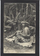 CPA TAHITI Océanie Poynésie Circulé - Tahiti