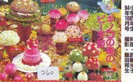 MUSHROOM CHAMPIGNON SETA Fungo Paddestoel (260) - Fiori
