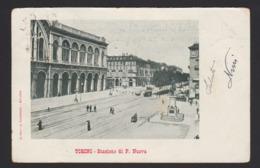 16060 Torino - Stazione Di Porta Nuova F - Stazione Porta Nuova