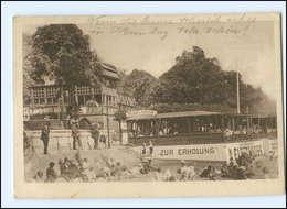 U5155/ Hamburg Altona Restaurant Erholung 1927 AK - Altona