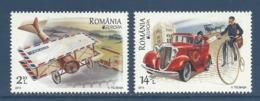 Roumanie - Europa - Yt N° 5683 Et 5684 - Neuf Sans Charnière - 2013 - 1948-.... Republics