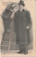 UNE CONVERSATION SECRETE AU PLUS GRAND GEANT EXISTANT 1909 - Spectacle