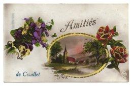 Couillet   *  Amitiés De Couillet - Charleroi