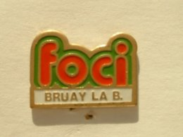 PIN'S PHOTOGRAPHIE - FOCI BRUAY LABUISSIERE - Photography