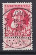 N° 74  LA LOUVIERE - 1905 Thick Beard