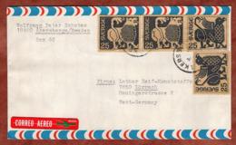 Luftpost, Kunst, Aekersberga Nach Loerrach 1971 (79713) - Briefe U. Dokumente