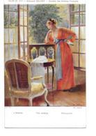 """Musée. Paris. """"L'attente"""", Par Edouard Gelhay - Musées"""