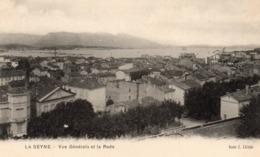 83 LA SEYNE SUR MER VUE GENERALE ET LA RADE CARTE PRECURSEUR - La Seyne-sur-Mer