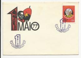 Cover - Angola - Luanda 1977 - 1 Maio - Angola