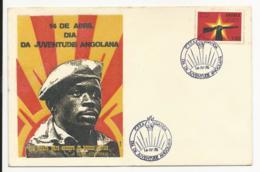 Cover - Angola - Luanda 1976 - Dia Da Juventude Angolana - Angola