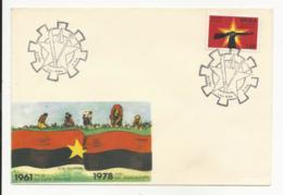 Cover - Angola - Luanda 1978 - 4 Fevereiro - Angola