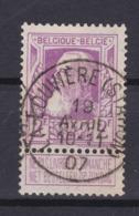 N° 80  LA LOUVIERE STATION - 1905 Grosse Barbe