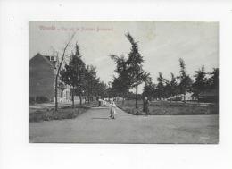 VILVOORDE 1908  VILVORDE VUE SUR LE NOUVEAU BOULEVARD - Vilvoorde