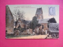 VALCANVILLE  -  L'Eglise Et L'Ancienne Commanderie - Frankreich