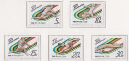 Soviet 1988 Seoul Olympic Games   MNH/** (H55) - Summer 1988: Seoul