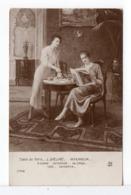 CPA - SALON DE PARIS - INTÉRIEUR (L. GALLIAC) - Peintures & Tableaux