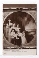 CPA - SALON 1914 - MADAME DE CASTRO ET SES FILLES (G. FERRIER) - Peintures & Tableaux
