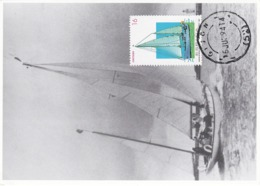 Carte Maximum Bateau Ship Espagne 1994 - Maximum Cards