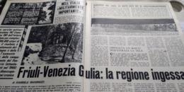 ABC 1967 UDINE TRASAGHIS LUINO URBINO - Altri