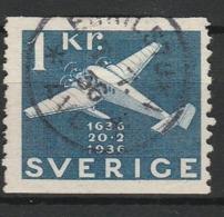 SUEDE 1936 YT N° 246 Obl. - Suecia