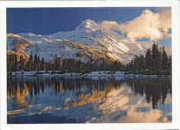 Rocky Mountain National Park. Colorado. Bear Lake.,postcard Sent To Andorra, With Arrival Postmark - Rocky Mountains