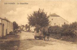 Les Fossés - La Grand'Rue - Léglise