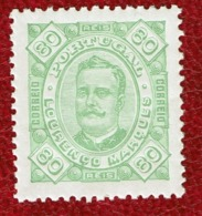 Lourenço Marques 1893/95 D.Carlos I #09 MNH - Lourenco Marques