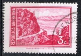 Argentina 1971 - Catamarca Cuesta De Zapata - Argentina