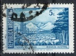 Argentina 1971 - Terra Del Fuoco Argentina's Land Of Fire - Argentina
