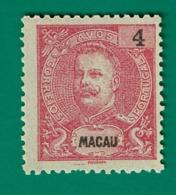 Macau 1903 D. Carlos I #131 MNG - Macao