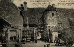 91 - MILLY - Hôtel Du Lion D'Or - Milly La Foret