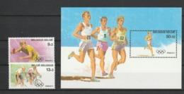BELGIQUE 1988 YT N° 2285 Et 2286 + BF 64 ** - Bélgica