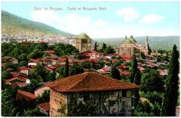 Salut De BROUSSE - Turbé Et Mosquée Verts - Turquie