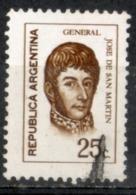 Argentina 1971 - Josè De San Martin Generale E Politico General And Politician - Argentina