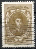 Argentina 1972 - Josè De San Martin Generale E Politico General And Politician - Argentina