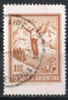 Argentina 1972 - Sport Invernali Sci Winter Sports Ski - Argentina